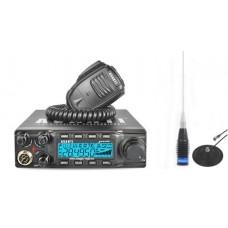 Statie CB Avanti Guarda ASQ 1.5/50 Watti pachet cu antena ML 145