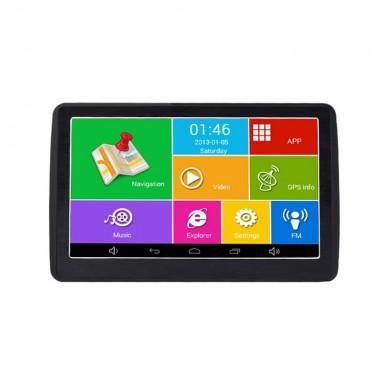 "Navigatie GPS TECHSTAR M9X 7"" 8GB, Android, Bluetooth, WiFi"