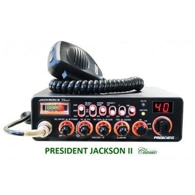 Statie CB President Jackson II ASC Classic
