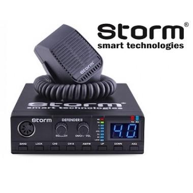 Statie Radio CB Storm Defender ASQ