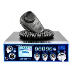 Statie Radio CB STORM GUERILLA Model Export 110 W